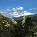 Etna i Nebrodi e le gole dell'Alcantara